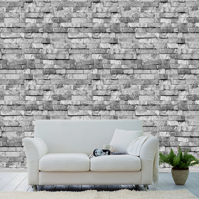 3d Brick Wallpaper Philippines Online Buy Wholesale Stone Wall Design From China Stone