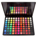 New Professional Makeup Set Pro 88 Full Color Eyeshadow 3D Shades Smokey Matte Palette Kit Eye Shadow Earthtone Cosmetics