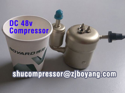цена 48v Super Micro Mini Kompressor For Portable Cooling Systems Miniature Refrigeration онлайн в 2017 году