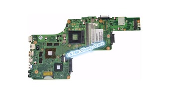 SHELI FOR Toshiba Satellite L855 L850 Laptop Motherboard V000275060 6050A2491301 W/ HD7670 GPU 2BG RAM DDR3