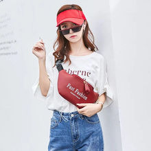 2019 New Arrival Fashion Pure Color Women Leather Shell Messenger Shoulder Bag Bust Crossbody Money Phone Travel Hottest