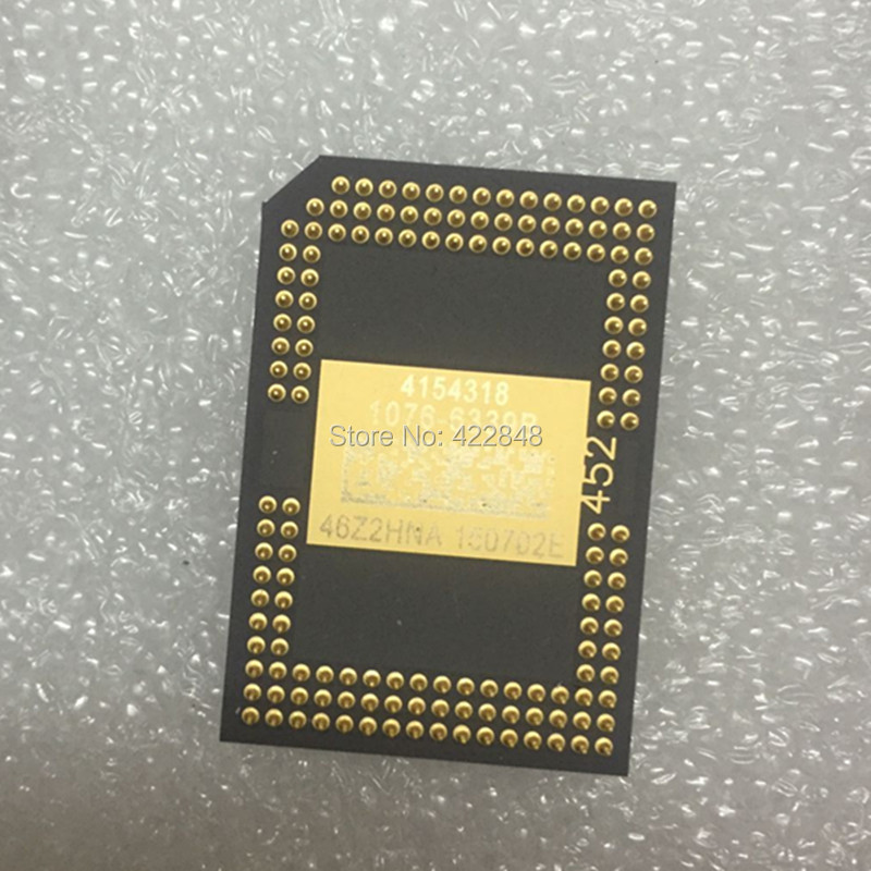 1076-6038B / 1076-6039B Projector DMD DLP Chip for VIEWSONIE VS12476 dlp projector dmd chip replacement 1280 6038b 1280 6039b for optoma is500 tw631 3d dw318 ew536 projector