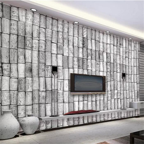 beibehang  papel de parede 3D   Custom wallpaper Fashion European and American style 3D TV background wall decoration painting Pakistan