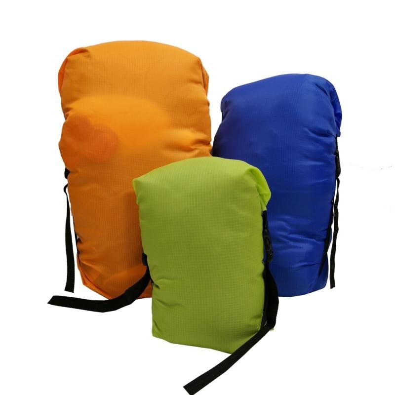 3 Size Outdoor Waterproof Swimming Bag Bucket Dry Sack Storage Bag Rafting Sports Compression Travel Waterproof Bag GMT601