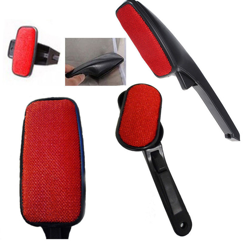 Magic Static Brush Clothes Lint Dust Brush Pet Hair Remover Clothing Cloth Dry Cleaning  ...