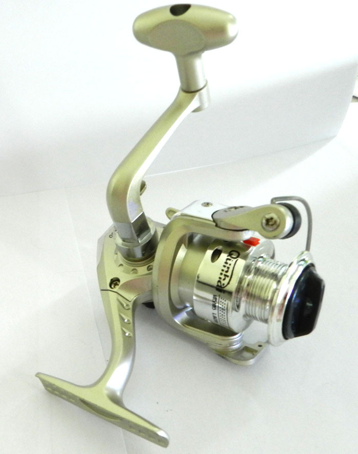 SG1000 1 шт. 6BB левой правой рукой сменные 6 BB fr031 Рыбалка спиннингом 5.1: 1 для спорта на открытом воздухе