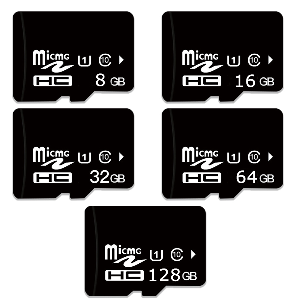Micro SD Card 8GB 16GB 32GB 64GB 128GB Class 10 Memory Card For Cloud Storage Wifi Camera Home Security Surveillance IP Camera