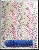 7 ''NCCTEC borracha macia líquido papel de parede rolo de impressão transporte LIVRE | ferramentas de pintura de impressão padrão decorativo rolo de 180mm ferramentas