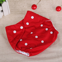 Baby Diapers Washable Reusable Nappies Grid/Cotton Training Pant Cloth Diaper Baby Fraldas Winter Summer Version Diapers new baby diapers washable reusable nappies grid cotton training pant cloth diaper 0 3y x16