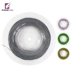 200 m/carrete FANGCAN TM201 cuerda de Squash profesional para raqueta de squash 1,2mm diámetro cuerda de Squash