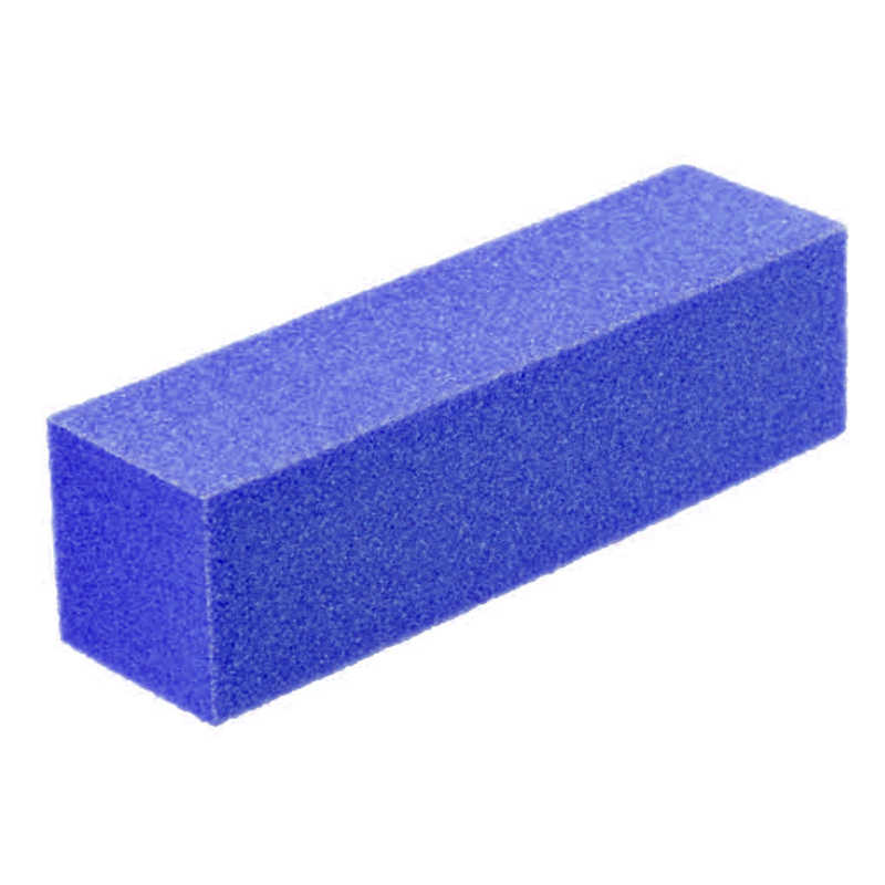 1pc Mini Kleurrijke Nail Spons Schuurblok Nail Buffer File voor UV Gel Polish Pedicure Tool Nail Art Manicure levert