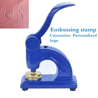 Hot Customize Embossing Stamp With Your Logo Personalized Embossing Seal For Letter Head Wedding Envelope Gaufrage