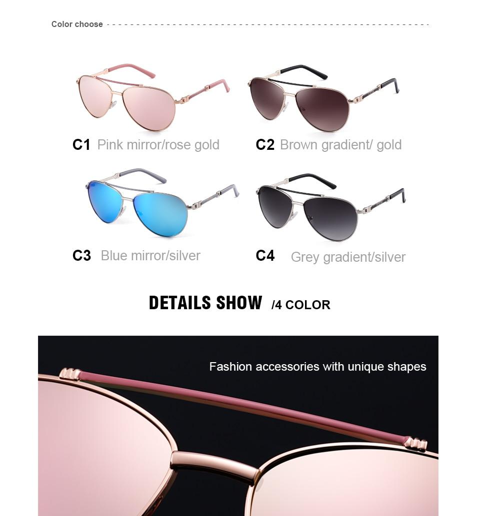 911b67e95b1 FENCHI Sunglasses Women Driving Pilot Classic Vintage Eyewear Sunglasses  High Quality Metal Brand Designer Glasses USD 11.95 piece