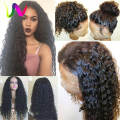 Synthetic Lace Front Wigs With Baby Hair Cheap Afro Synthetic Wig Lace Front For Black Women Long Curly Lace Front Wig Synthetic