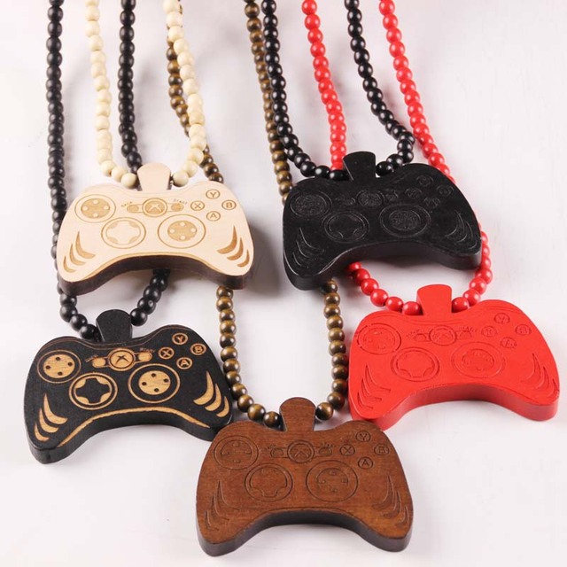 wood boombox pendant product hiphop black goodwood detail good necklace
