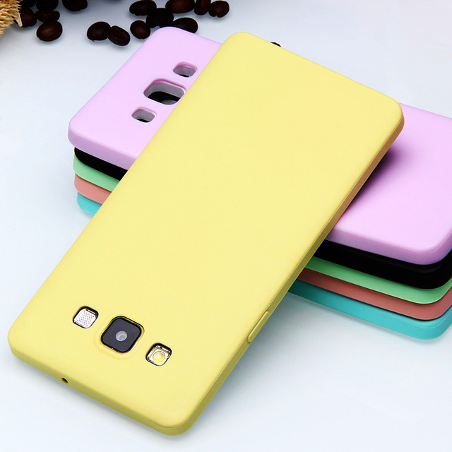 outlet store cc3be d514c US $3.32 |A5 Candy Silicone Case For Samsung Galaxy A5 2014 A5000 Cover  Soft TPU Lovely Girl Cute Coque For Samsung Galaxy A5 2014 Case on ...