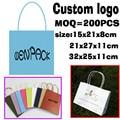 custom printed logo gift kraft paper bag/Recyclable brown kraft paper bag/shipping white kraft paper bag with packaging