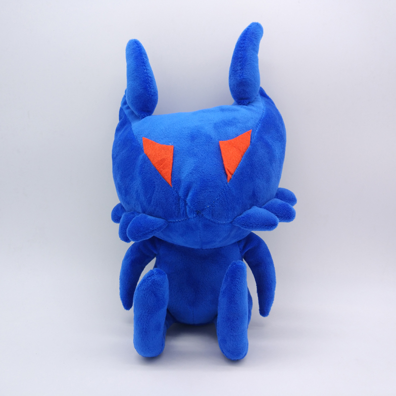 Kingdom Hearts Shadow Heartless Sleep Flood Ant blue ant plush doll baby stuffed toys csoplay doll