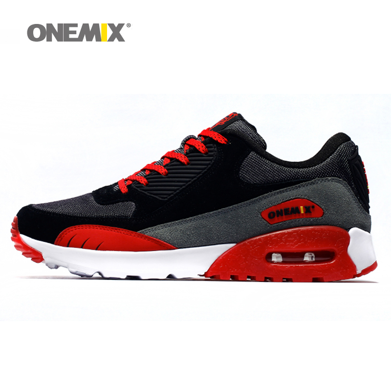 ФОТО New arrival onemix outdoor trainer shoes for men's sport walking shoes  increasing running run shoes size 36-45 1065