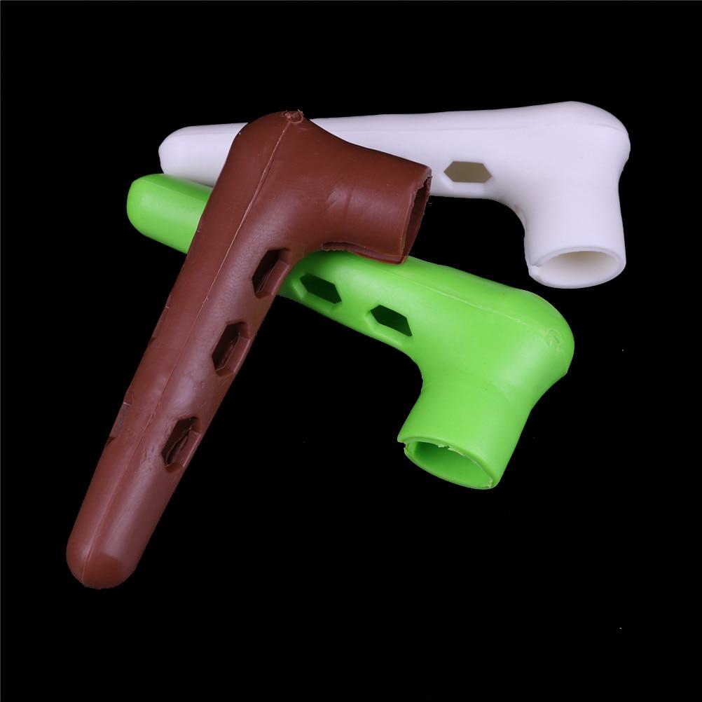 3 Kleuren Knop Covers Veiligheid Deurklink Beschermhoes Voor Kinderkamer Botsing Siliconen Deur Voor Een Soepele Overdracht