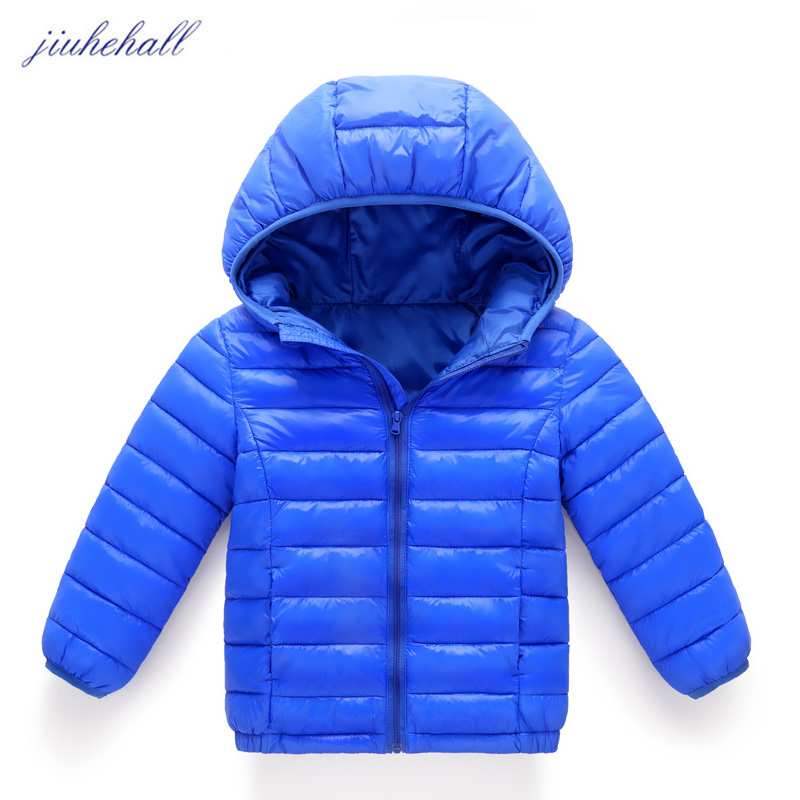 Children Winter Warm Down Jacket Boys Girls Long Sleeves Hooded Duck Down Coats Kids Clothes Ultra light baby Clothing JH005 winter coats girls down jacket for boys parkas long glasses models kids hooded jackets thick warm ski children outwear clothes