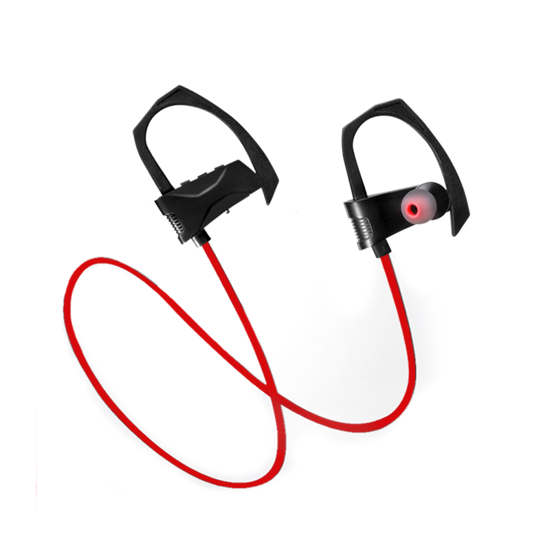 CALION Mini Bluetooth 4.1 Headset Wireless Sport Bluetooth Earphone with Mic Noise Cancelling Earbuds