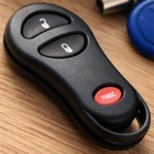 Car Repair 3 Buttons Portable Entry Remote Key Fob Case Shell Panic Keyless Cover Fit For Dodge Chrysler Jeep 56045497