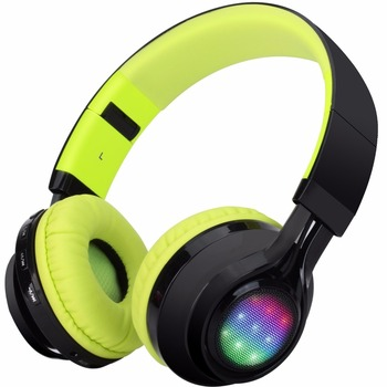 Computer Wireless bluetooth headphone AB005 headset mp3 Sport Gaming headset for Media music mp3 wire headband with microphones