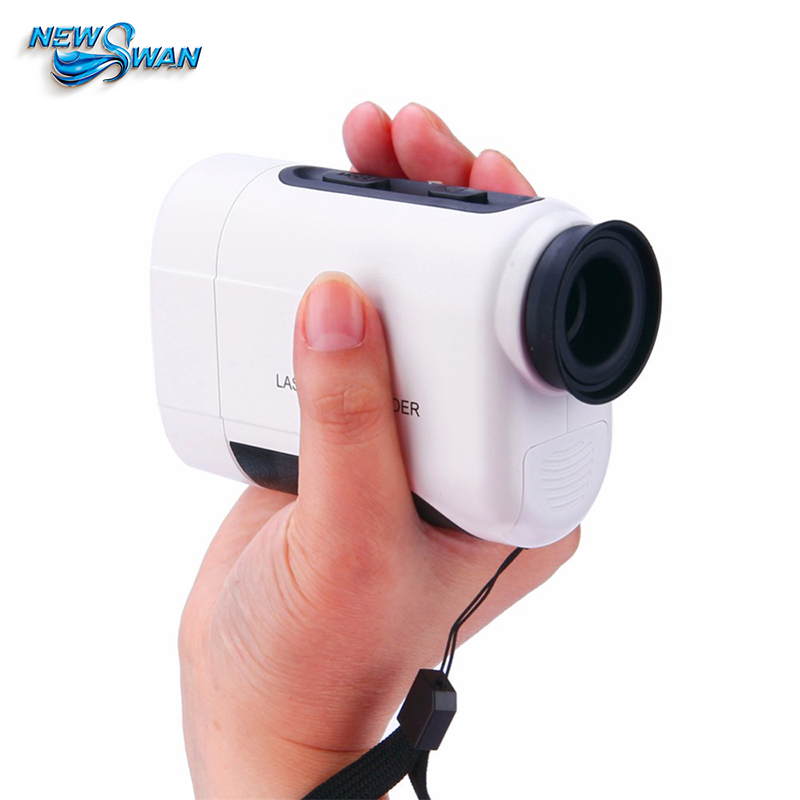 600m Handheld Monocular Laser Rangefinder Telescope Distance Meter Range Finder Golf Hunting Distance Measurement Tool KXL-Q600  цены