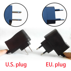 Image 3 - High Quality! EU/US Charger + charger Cable for Rechargeable 18650 Battery can use for flashlight