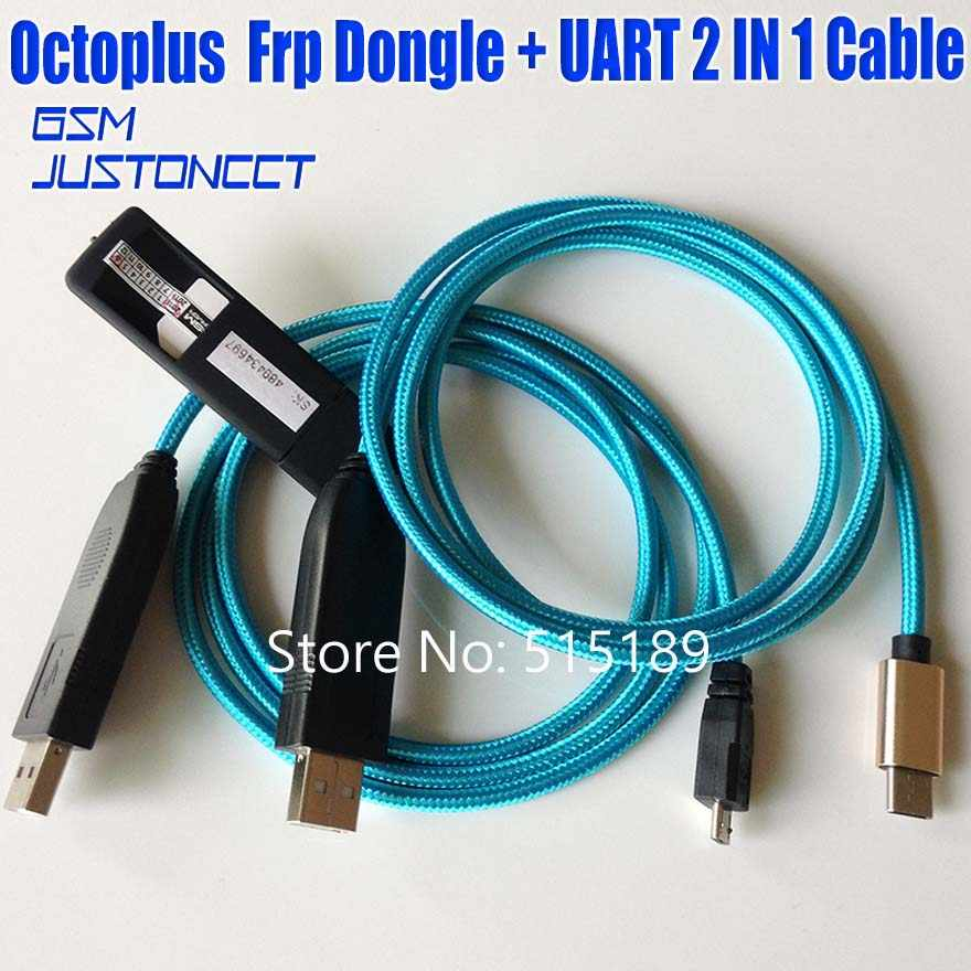 Detail Feedback Questions about 2019 The Newest sales ORIGINAL Octopus FRP  tool/Octoplus FRP dongle + Octoplus FRP USB UART 2 IN 1 Cables for Samsung