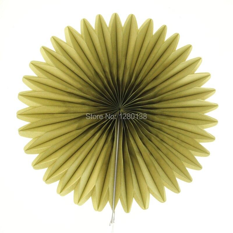 Črno zlato okraski za zabave iz tkiv papirja Pom Pom iz satja - Prazniki in zabave - Fotografija 5