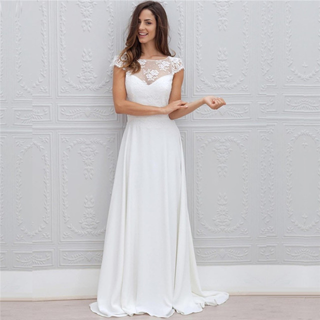 Vestidos boda bohemios