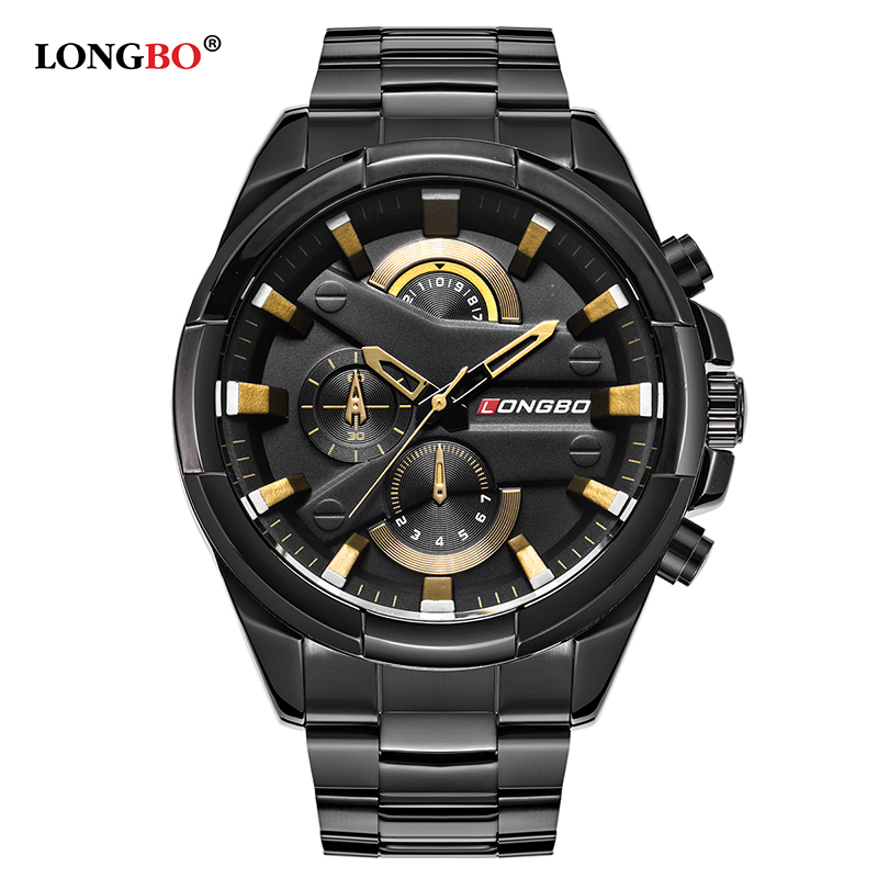 New 2017 Wristwatch Original Quartz Watches Men Luxury Brand Fashion Stainless Steel Wrist Watch Male Clock Relogio Masculino new listing men watch luxury brand watches quartz clock fashion leather belts watch cheap sports wristwatch relogio male gift