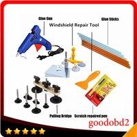 PDR Tools Paintless Dent Repair Tool Glue Gun Dent Remove Bridge Car Scratch Repaire Pen With