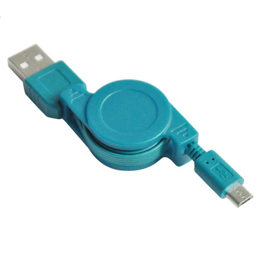 دائم خط البيانات الدقيقة 80 سنتيمتر قابل usb شاحن مزامنة بيانات كابل الحبل لسامسونج سوني/lg/htc/الروبوت الهاتف