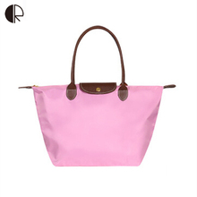 BH559 Fashion Women Summer Big Size Beach Bags Casual Shoulder Folded Bag Lady Fashion Brand Design Linen Belt Handbags
