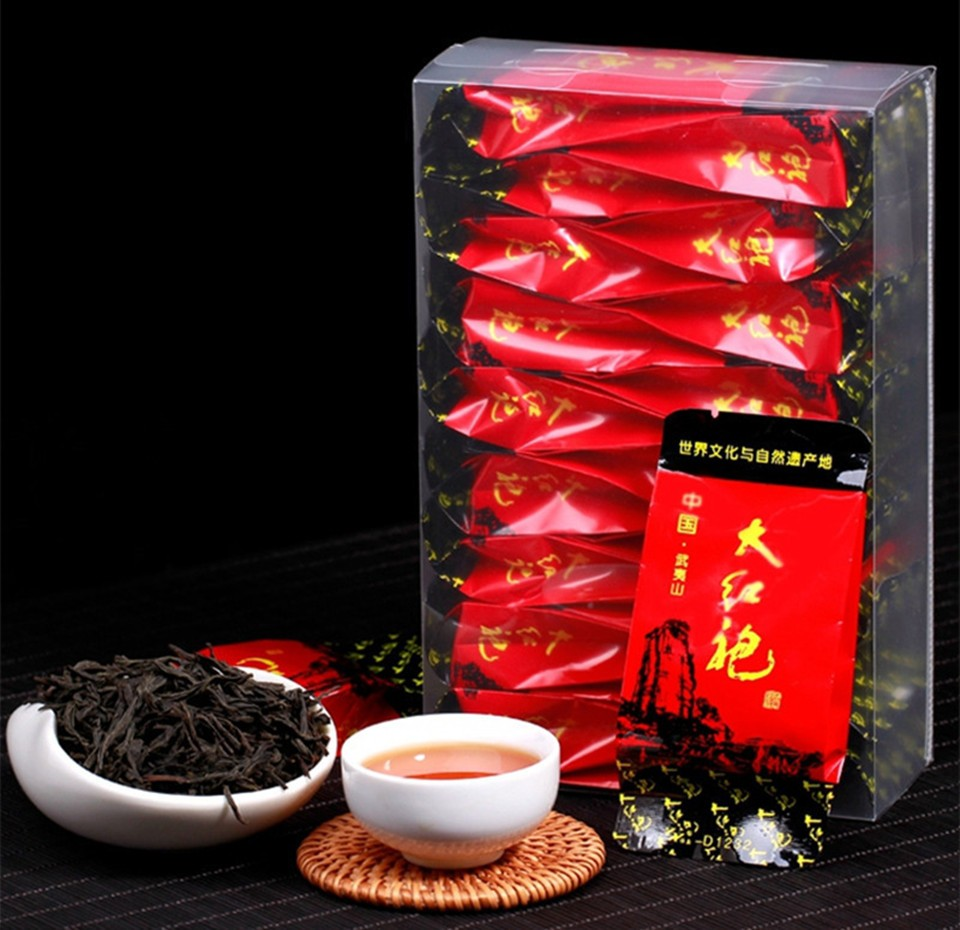 Green-Food-150g-Top-Grade-Chinese-Da-Hong-Pao-Big-Red-Robe-Oolong-Tea-The-Original