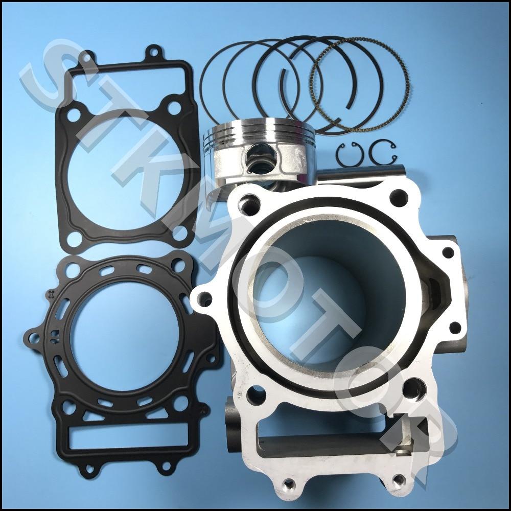 "Cylinder Piston Gasket Head Top End Set for Linhai 400cc Engines ATV 3/"" Dia"
