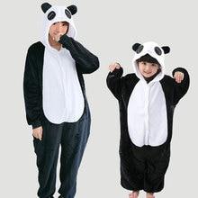 Leuke Grappige Volwassenen Onesie Panda Moeder Dochter Familie Pyjama Set  Voor Vrouwen Kids Paar Kerst Pijamas 8af0e19b4