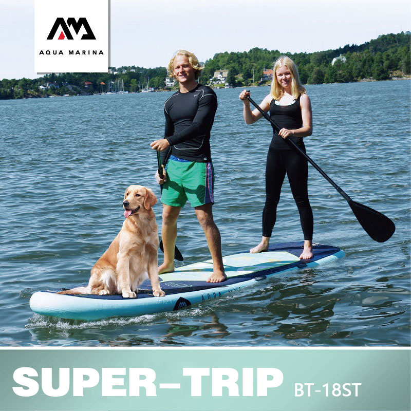 Planche de Surf gonflable SUPER-TRIP AQUA MARINA planche de Surf SUP planche de Surf