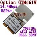 Brand New desbloqueado opción GTM661W MO6612 medio tamaño Mini PCI-E Card WCDMA HSPA