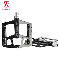 WHEEL UP Aluminum High Quality CNC Bike Pedals Bmx Road Mtb Mountain Bike Pedals Altralight Bicycle