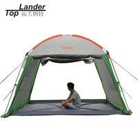 Outdoor Waterproof Sun Shelter Beach Gazebo Canopy Tent Multi people Party Picnic Camping Awing Gazebo for Garden