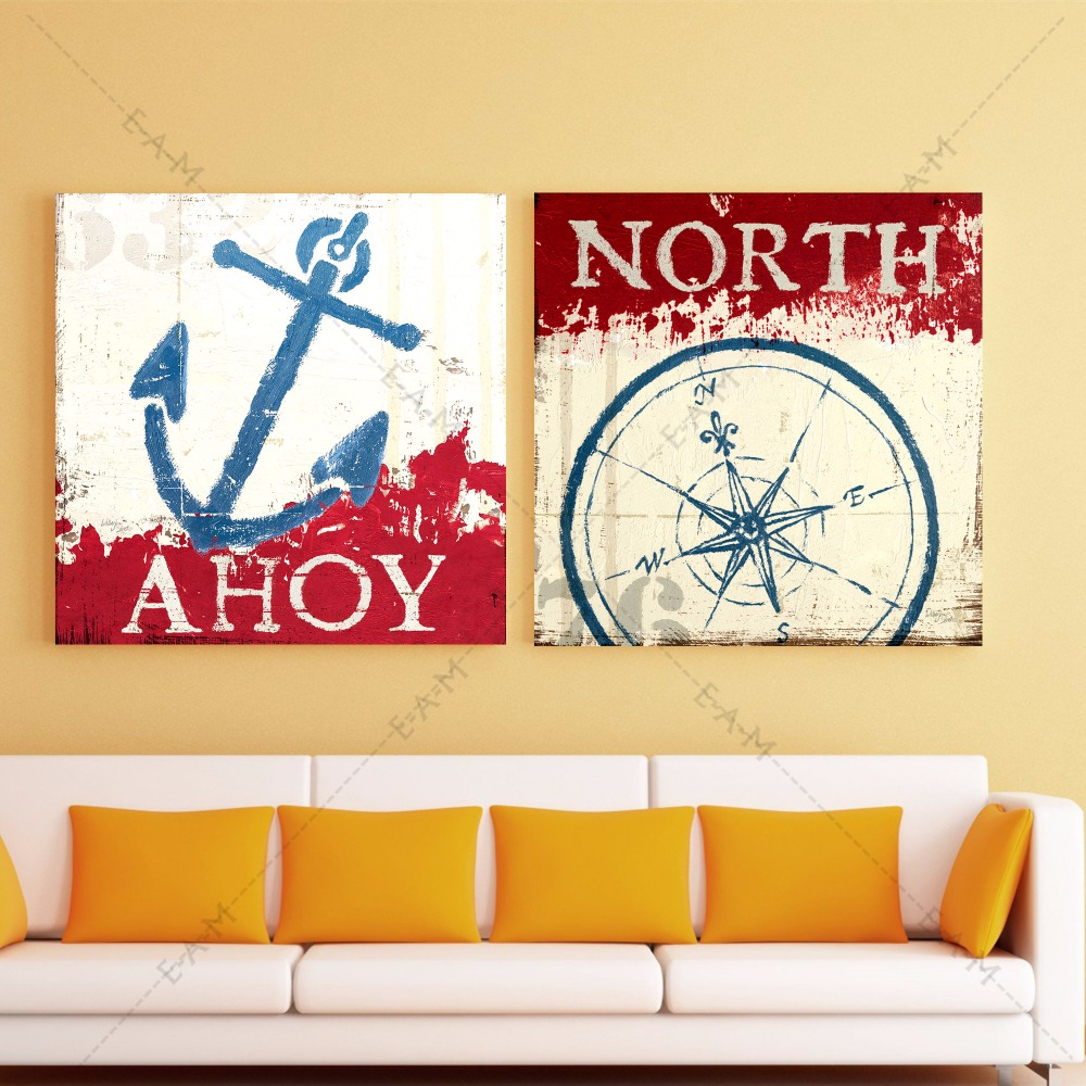 Buy nautical compass art and get free shipping on AliExpress.com