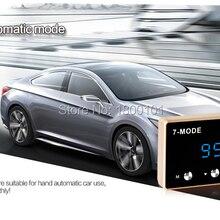 Автомобильный контроллер дроссельной заслонки, автомобильный спринт, мощный усилитель, Преобразователь мощности для Luxgen Luxury7 MG5 ChanganCS35, сменный модуль настройки