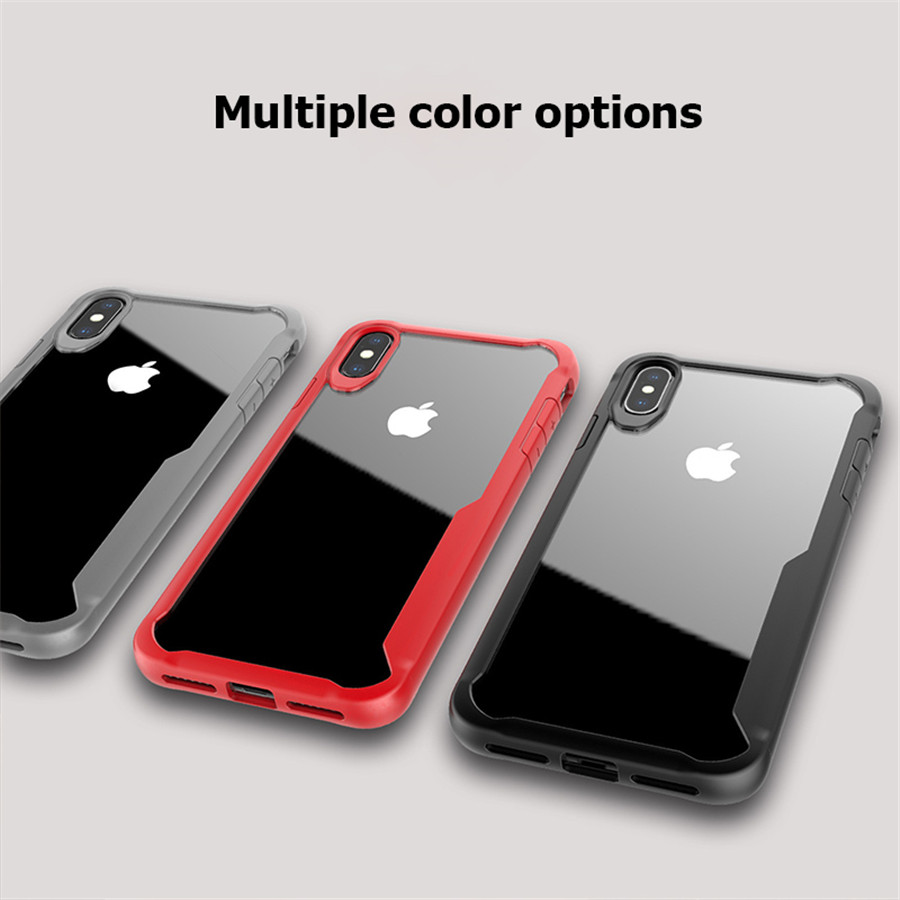 Tikitaka-Shockproof-Armor-Case-For-iPhone-XS-XR-8-7-Plus-Transparent-Case-Cover-For-iPhone (3)