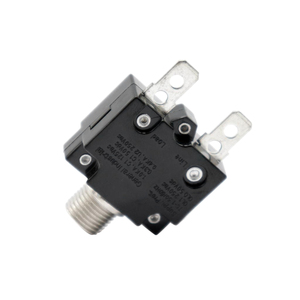 Image 5 - 1 Pcs Push Button Reset Only Screw Terminals Resettable Circuit Breaker For Auto Marine Etc Overload Protection Circuit Breaker