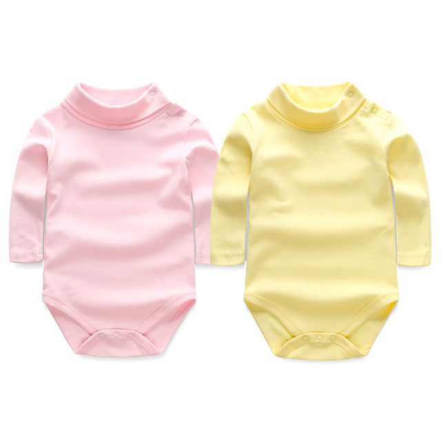 2e07085f279c 2017 Baby Rompers Long Sleeve 2pcs lot Overalls for Newborn Baby ...