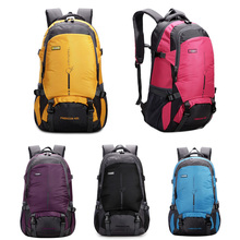 High Quality 45L Durable Outdoor Sports Backpack Military Mountain Rucksack Waterproof Breathable Nylon Running Travel Packs
